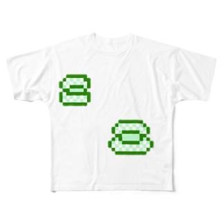 きこう Full graphic T-shirts