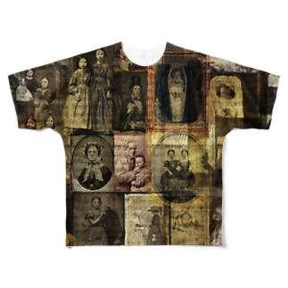 記憶の断片 Full graphic T-shirts