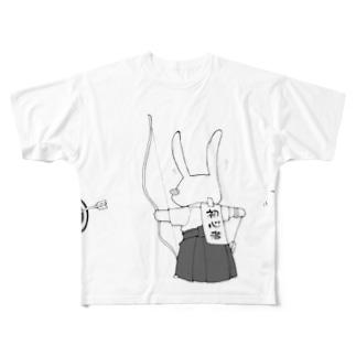 初心者。 Full graphic T-shirts