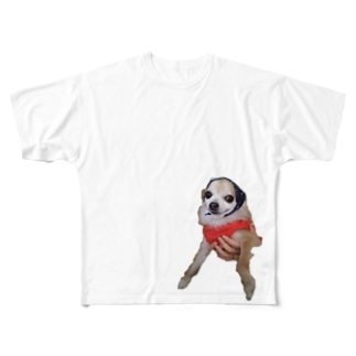 給食当番 Full graphic T-shirts