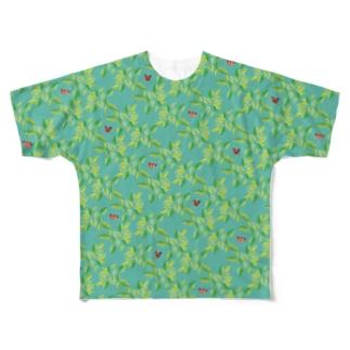 mint & bears Full graphic T-shirts