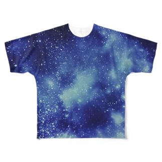 ユニバース Full graphic T-shirts