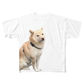 たけゆき(開閉)フルグラTシャツ Full graphic T-shirts