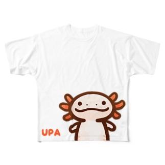 ウパT Full graphic T-shirts