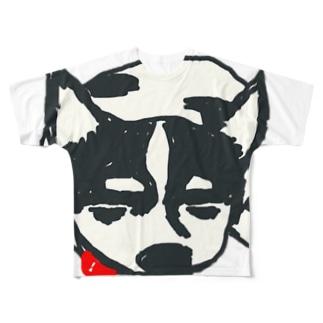だらっと3 Full graphic T-shirts