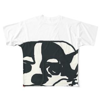 だらっと4 Full graphic T-shirts