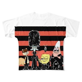 BIGBANGマグカップ Full graphic T-shirts