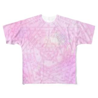 こいのおまじない Full graphic T-shirts