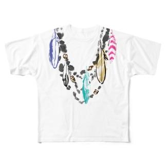 オシャレにおめかし♪ Full graphic T-shirts