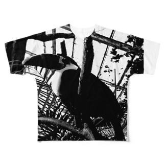 ひとやすみ Full graphic T-shirts