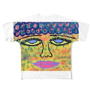産まれる。 Full graphic T-shirts