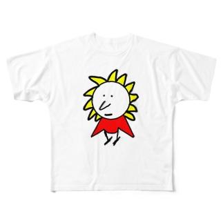 トリニン Full graphic T-shirts