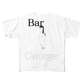 George2 Full graphic T-shirts