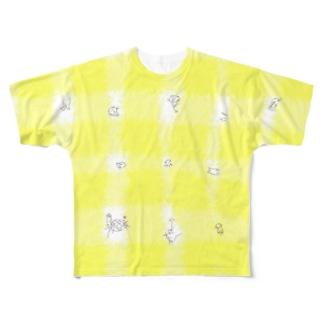 ちっこいマルティ Full graphic T-shirts