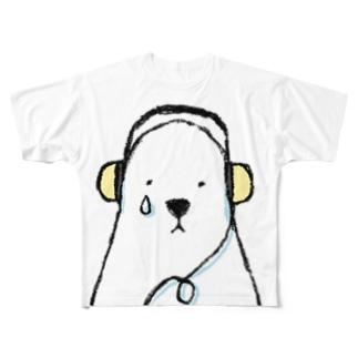 Music Full graphic T-shirts