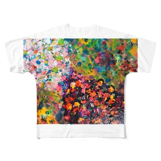 ストーカーの想い Full graphic T-shirts