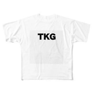 TKG Full graphic T-shirts