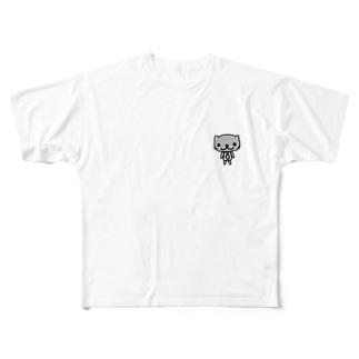 キハルくん Full graphic T-shirts