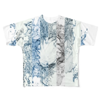 Vibration Full graphic T-shirts