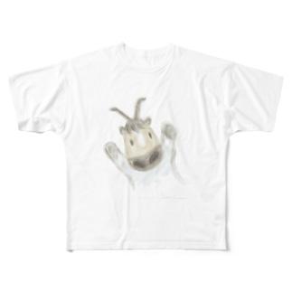 ゆるクロロ Full graphic T-shirts