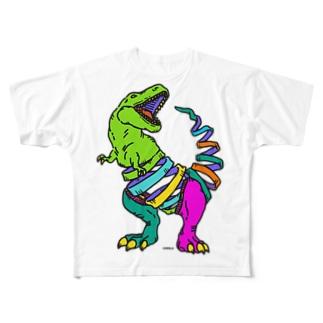 SUMMER ZAURI Full Graphic T-Shirt