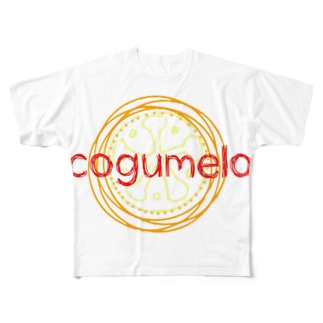 Cogumelo Full graphic T-shirts