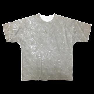 バカ商店のぷちぷちスマホ&Tシャツ Full graphic T-shirts