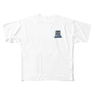 Back to the PZA🍕 Full graphic T-shirts