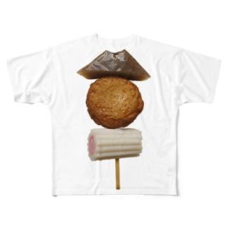 チビタチビタチビタ! Full graphic T-shirts