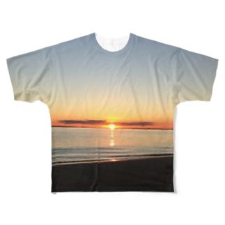 Return2TheOcean. Full graphic T-shirts