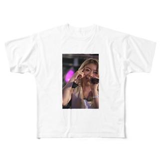 フェアリーズ 野元空 Full graphic T-shirts