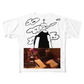 なし Full graphic T-shirts