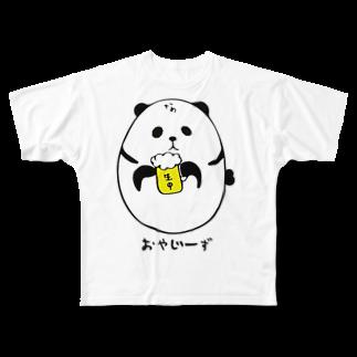 小森なの☆のおやじーすグッズ Full graphic T-shirts