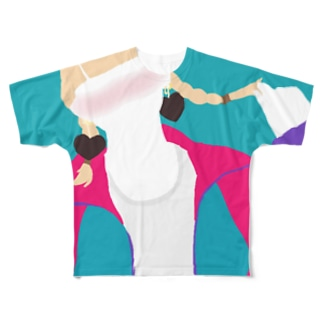 mine Full graphic T-shirts