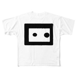 モニタ Full graphic T-shirts