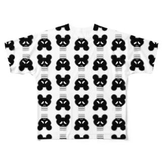 HAHAHA Full graphic T-shirts