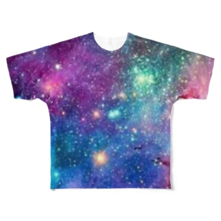 宇宙感2 Full graphic T-shirts