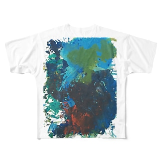 STOCK Full graphic T-shirts