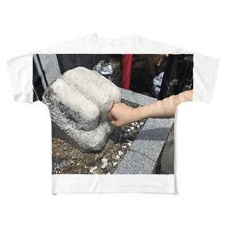 約束 Full graphic T-shirts