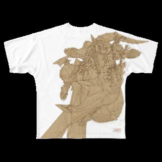 FAN-TのFAN-T_No.000 Full graphic T-shirts