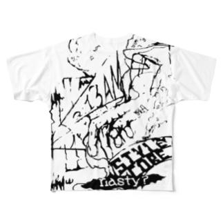 STYLECORE s-1 Full graphic T-shirts