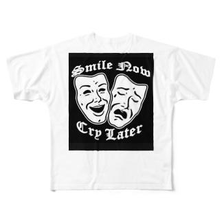 ツーフェイス Full Graphic T-Shirt