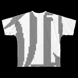 LOCKERWORKSのとんこ2 Full graphic T-shirts