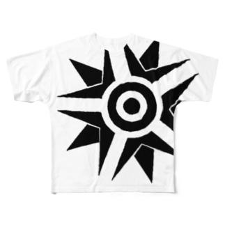 Sabarius Full graphic T-shirts