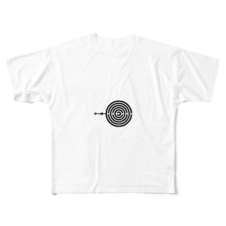 怒りの御灯明 Full graphic T-shirts