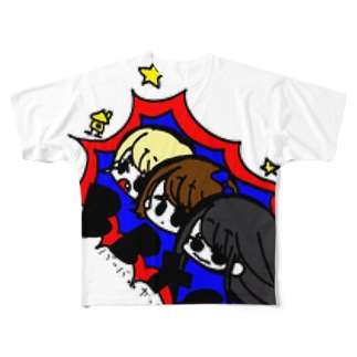 bbygTしゃつ Full graphic T-shirts