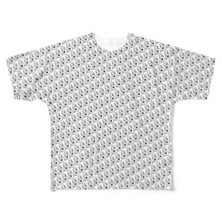 整列 Full graphic T-shirts
