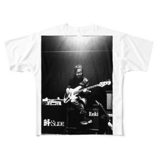 Keiki-T Full graphic T-shirts
