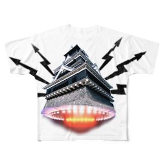 KMJ Full graphic T-shirts