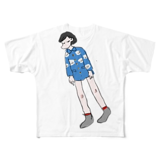 オーバードーズ Full graphic T-shirts